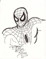 Spider-Man - Randy Bowen Comic Art