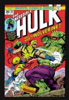 Byrne, Hulk 181 re-imagining Comic Art