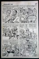Journey into Mystery 106 Comic Art