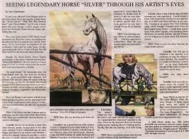 Equestrian News Comic Art