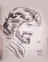 Jesus Comic Art