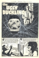 John Giunta - Ugly Duckling Comic Art