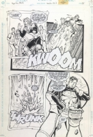 Superboy / Risk 1, Pg 12 Comic Art