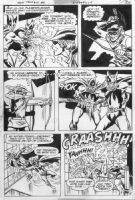 Teen Titans 47, Page 15 Comic Art