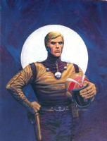 Perry Rhodan #50 Comic Art