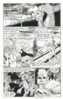 Gunfighters in Hell 3 pg Comic Art