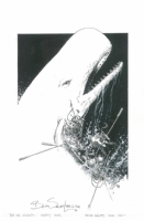 Moby Dick Comic Art