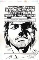 MORALES, RAGS Hourman #25 Pg.01 Comic Art