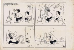 SEGURA Prevenci�n Comic Art