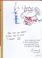 CARMONA, FRAN La oveja samurai, Comic Art