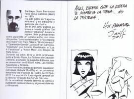 GIR�N, SANTIAGO El caso de la mujer carbonizada, Comic Art
