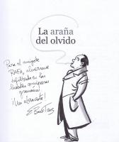 BONET, ENRIQUE La ara�a del olvido, Comic Art