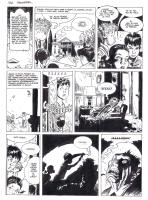 BERNET, JORDI Mr. Monster Pg.05, Comic Art