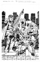 BYRNE, JOHN Next Men #16, Comic Art