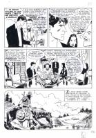 STANO, ANGELO Dylan Dog Il pozzo dei dannati Pg.30 Comic Art