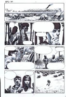 CORBEN, RICHARD  Rip In Time Pg.30, Comic Art