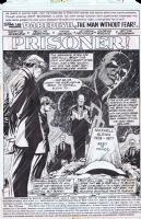 INFANTINO, CARMINE Daredevil #152 Pg.01, Comic Art