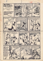 VA�O, EDUARDO Roberto Alc�zar y Pedr�n Pg.01, Comic Art