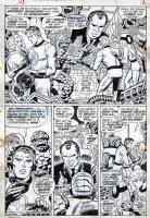 ROMITA SR., JOHN Fantastic Four #103 Pg.05, Comic Art