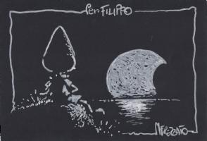 PINOCCHIO - Massimiliano Frezzato Comic Art