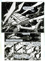 Babylon 5 #2 p. 13 (1994), Comic Art