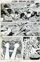 Doctor Strange 172 p. 5 (1968), Comic Art