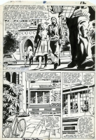 Doctor Strange 47 p 12, Comic Art