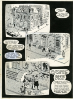 Doctor Strange 61 p. 1, Comic Art