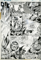 Doctor Strange 01 p. 26 (1974), Comic Art