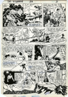 Doctor Strange 53 p. 2 (1982), Comic Art