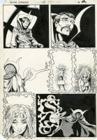Doctor Strange 54 p. 2 (1982), Comic Art