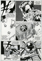 Strange Tales 18 p. 3 (1988), Comic Art