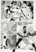 Doctor Strange 24 p. 8 (1990) Comic Art