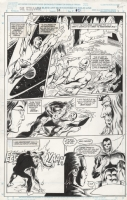 Doctor Strange Sorcerer Supreme #32 p. 27 (1991), Comic Art
