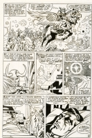 Journey Into Mystery 108 p. 4-6 (STAT) (Sept 1964), Comic Art