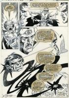 Hulk 299 p.22 (1984), Comic Art