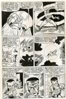 Journey Into Mystery 108 p. 16-18 (STAT) (Sept 1964), Comic Art