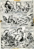 Marvel Premiere 6 p. 5 (1973), Comic Art