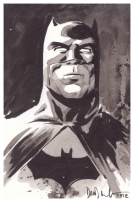 David Wachter - Batman Comic Art