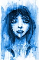 Cortana, Comic Art
