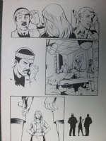 James Taylor   Victorian #21P 6  Comic Art