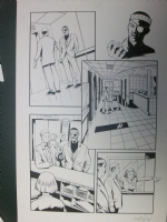 James Taylor   Victorian # 21 P17 Comic Art