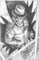 Rorschach Commission - Scott Kolins Comic Art