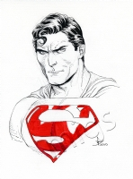 Superman by Gary Frank, Comic Art