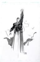 Superman by Tim Sale, Comic Art