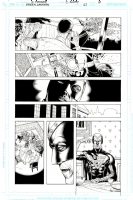 Green Lantern 43 p 17, Comic Art