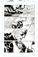 Green Lantern 43 p 19, Comic Art