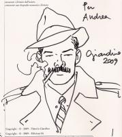 Giardino - Sam Pezzo Sketch Comic Art