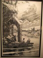 Bernie Wrightson Frankenstein Plate 31 Comic Art
