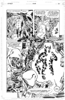 Jack Kirby's Fourth World #01, Page 21 by John Byrne! Comic Art